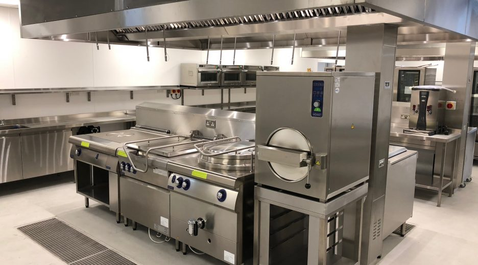Queen Ethelburga's College – KEB Catering Facility